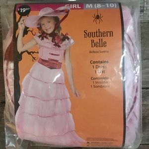 Other - Girls Southern Belle Dress Up/ Costume  Sz 8/10